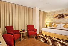 1 King Junior Suite at Days Hotel & Suites Jakarta Airport