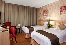 Days Hotel & Suites Jakarta Airport 2 Twin Deluxe Room