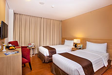 Days Hotel & Suites Jakarta Airport 2 Twin Superior Room