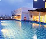 Rooftop Pool at Days Hotel & Suites Jakarta Airport